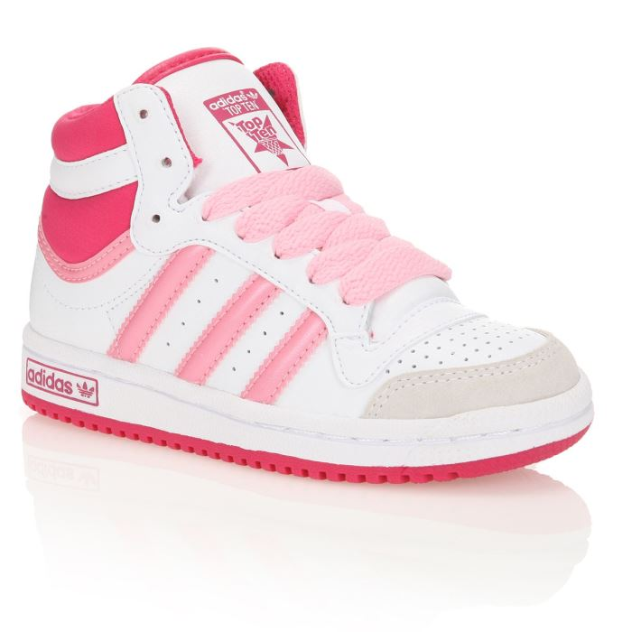 basket adidas fille taille 27