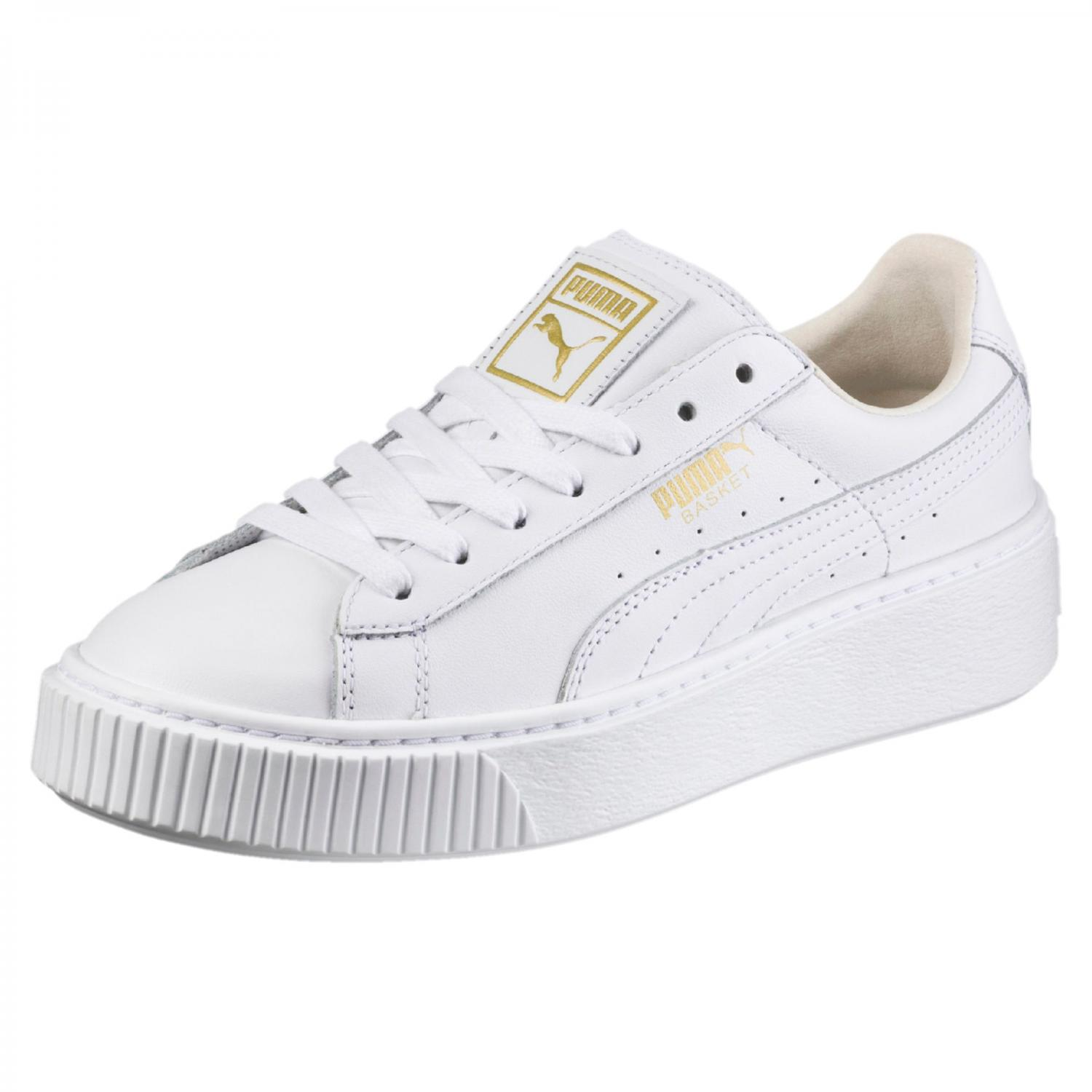 sneakers blanche femme puma