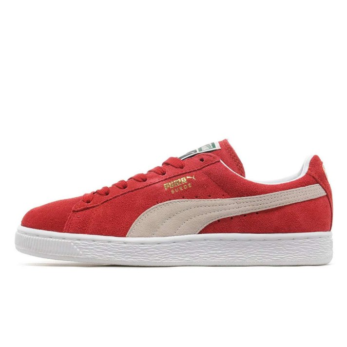 chaussures puma femme rouge