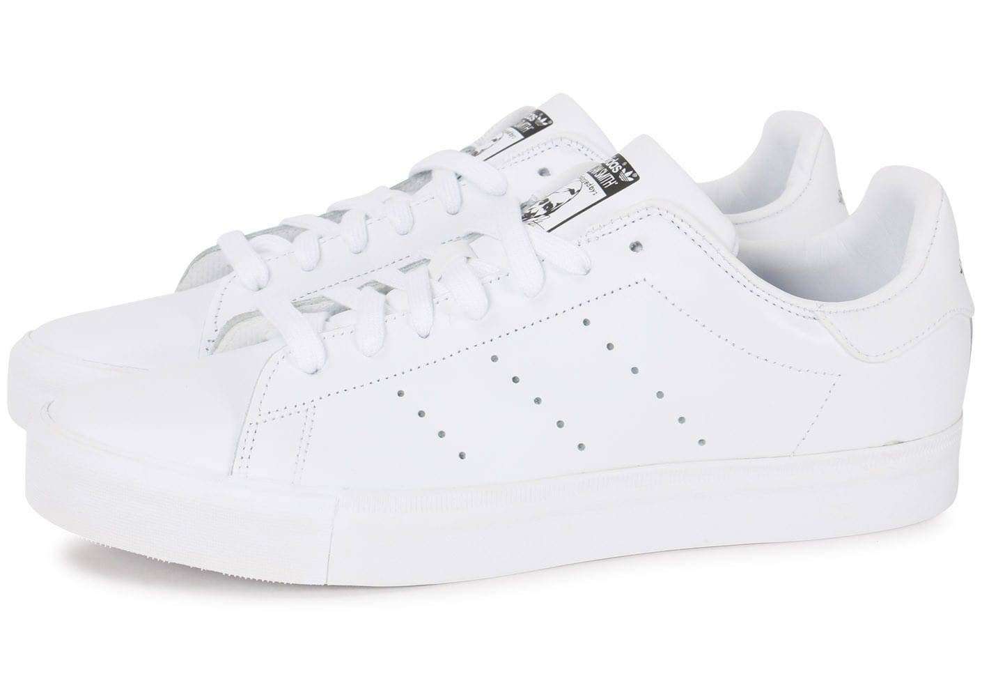 chaussures blanches homme adidas